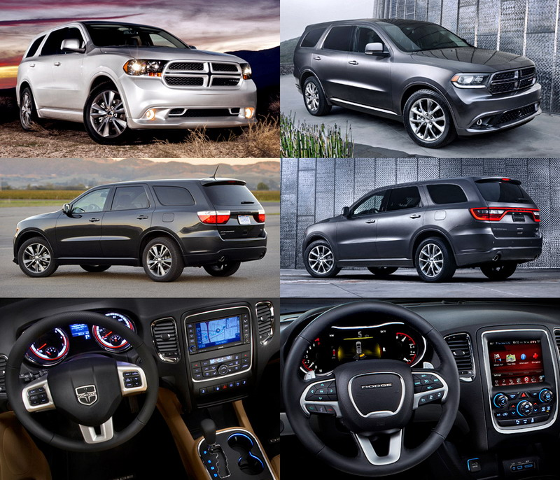 2013 Dodge Durango Restyling