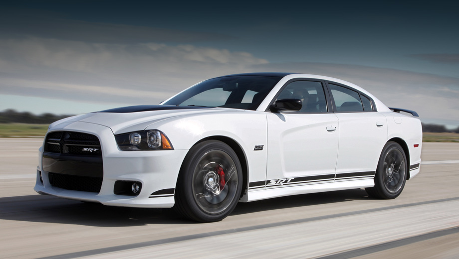 Dodge Charger SRT8 Sedan