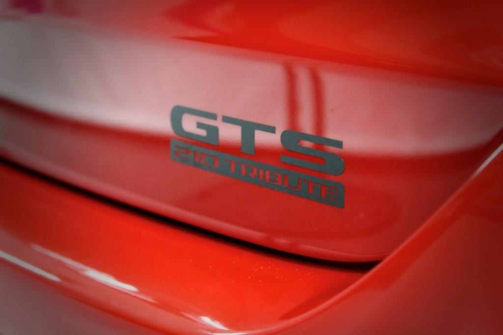 Dodge Dart GTS Tribute