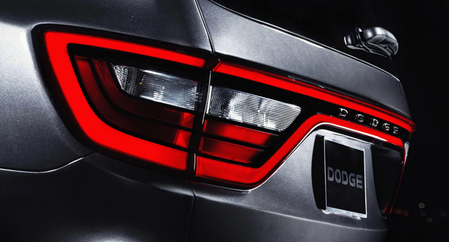 Dodge Durango Facelifted