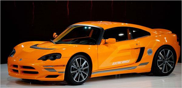 Dodge EV concept