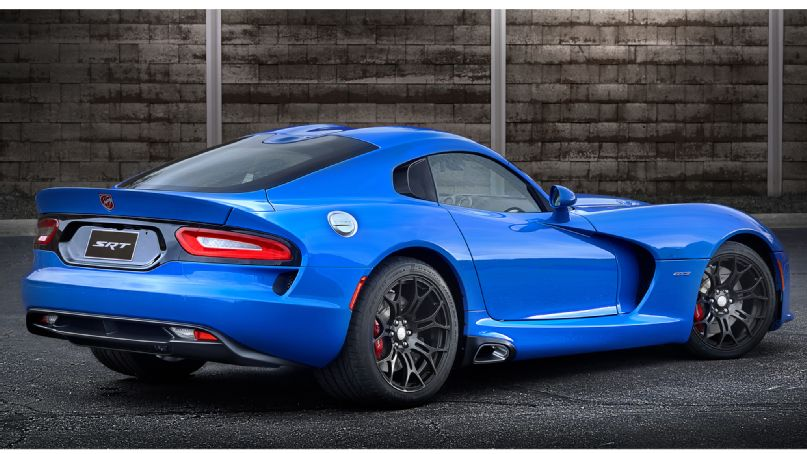 2015 Powerfull sport car Dodge SRT Viper pic
