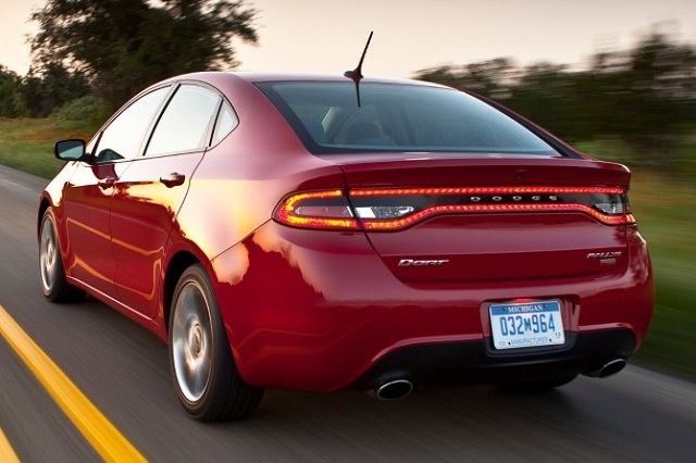 2016 The powerful Dodge Dart SRT4 pic