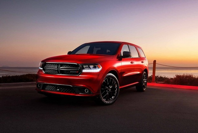 2015 New Dodge Durango stylish design pic