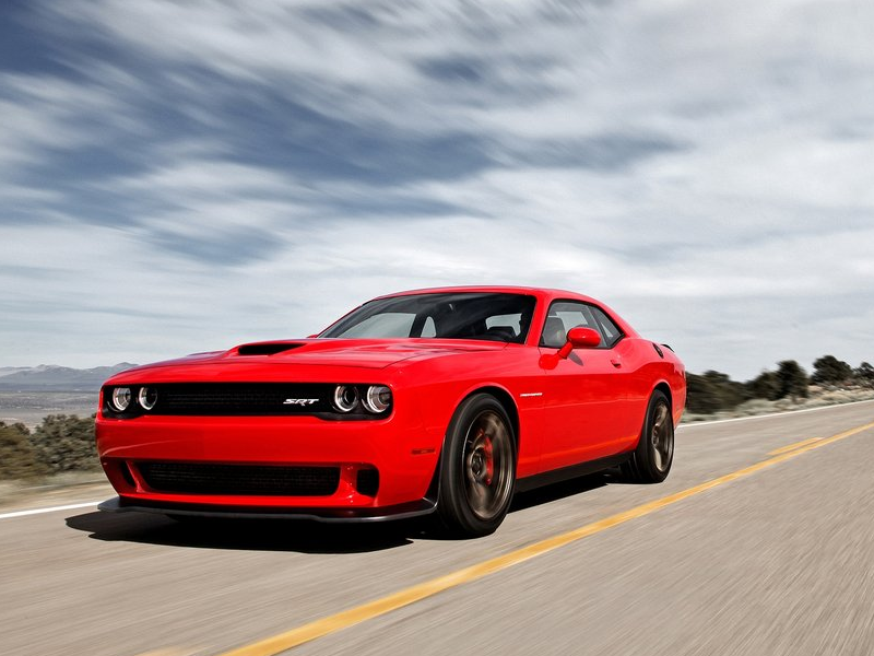 Dodge Challenger SRT picture