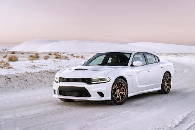 Dodge Charger SRT Hellcat pics