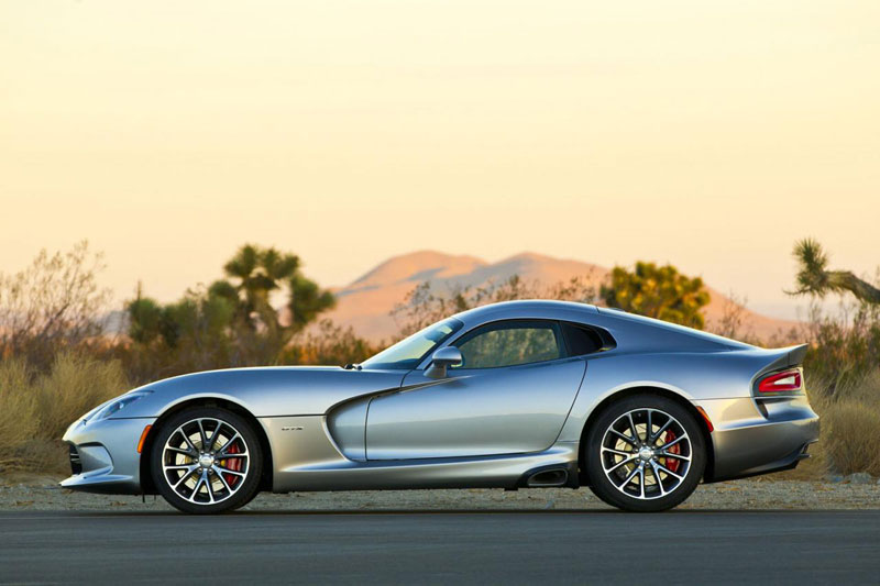 New Dodge Viper SRT 2015 pics