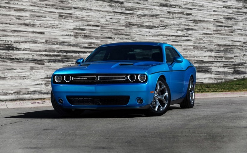 Dodge Challenger 2015 pics