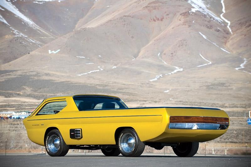 Dodge Deora Pickup pics