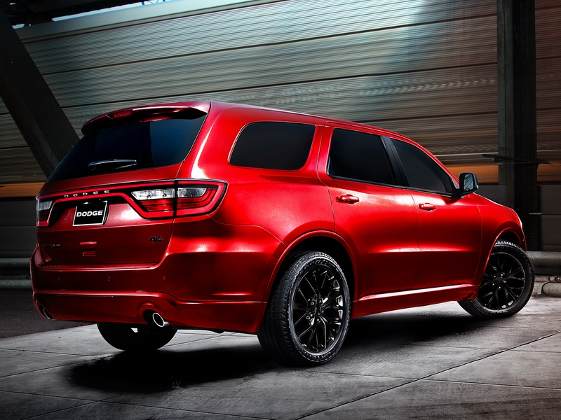 2015 Dodge Durango Rt image