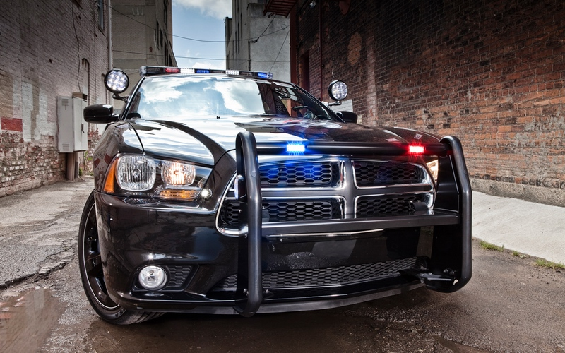 Dodge Charger Pursuit pics