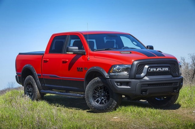 Dodge 1500 Ram Rebel special version from Mopar studio image