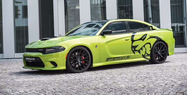 2016 Tuning package of Dodge Charger SRT Hellcat by Geigercars pic