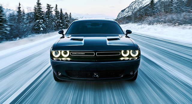 Dodge Challanger GT with AWD system image