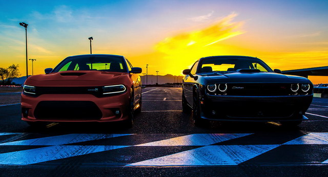 2016 Popular Dodge Charger and Challenger pic