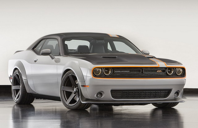 2017 Powerful Dodge Challenger GT AWD pic