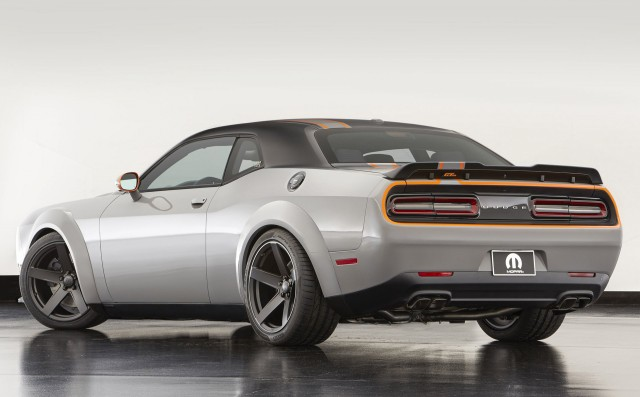 2017 High-tech Dodge Challenger GT AWD photo