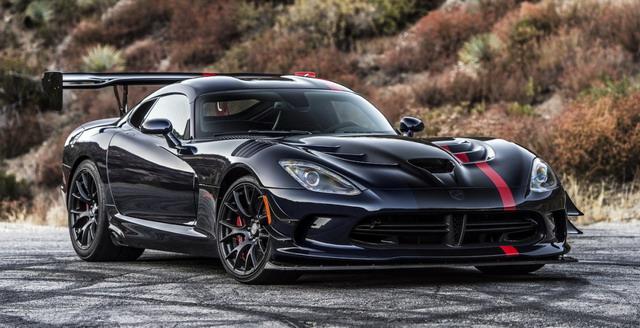 2016 Aggressive Dodge Viper pic