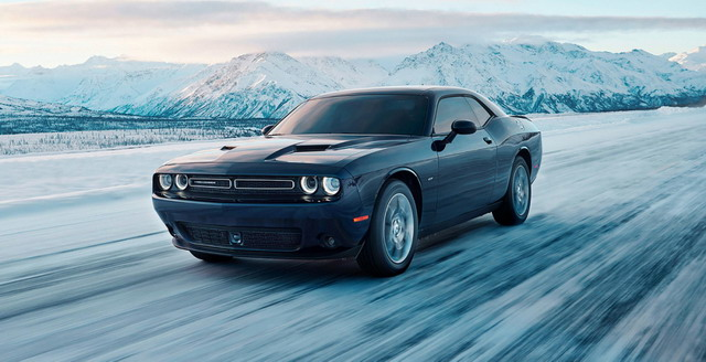 2017 Iconic Dodge Challenger GT AWD pic