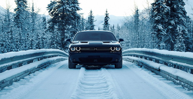 2017 Muscle car Dodge Challenger GT AWD pic