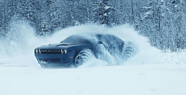 2017 Mighty Dodge Challenger GT AWD image
