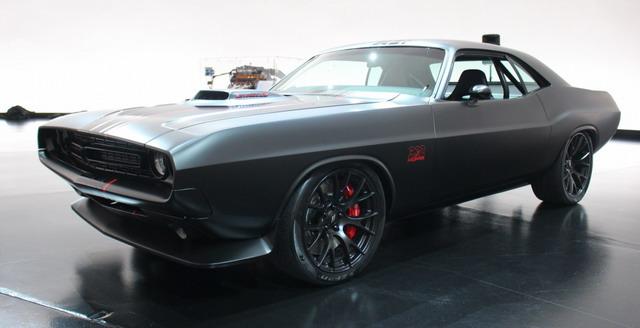 2017 Modern Dodge Shakedown Challenger pic