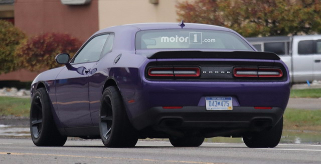 2018 Updated Dodge Challenger ADR image