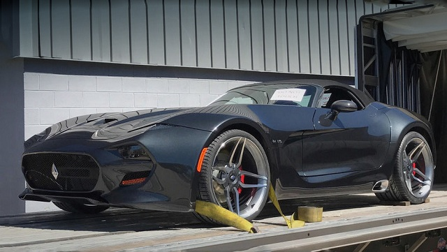 VLF Force1 roadster created on Viper platform picture