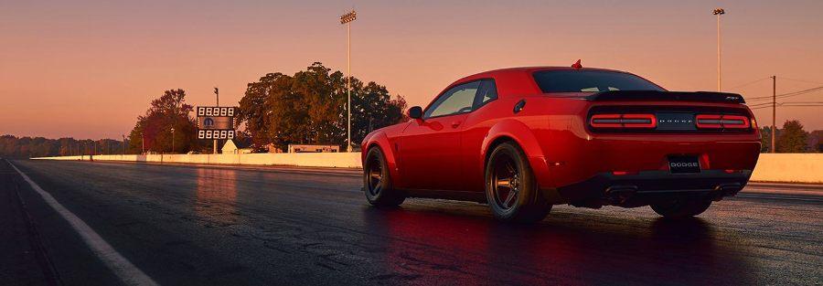 2018 dodge demon racing test drive image