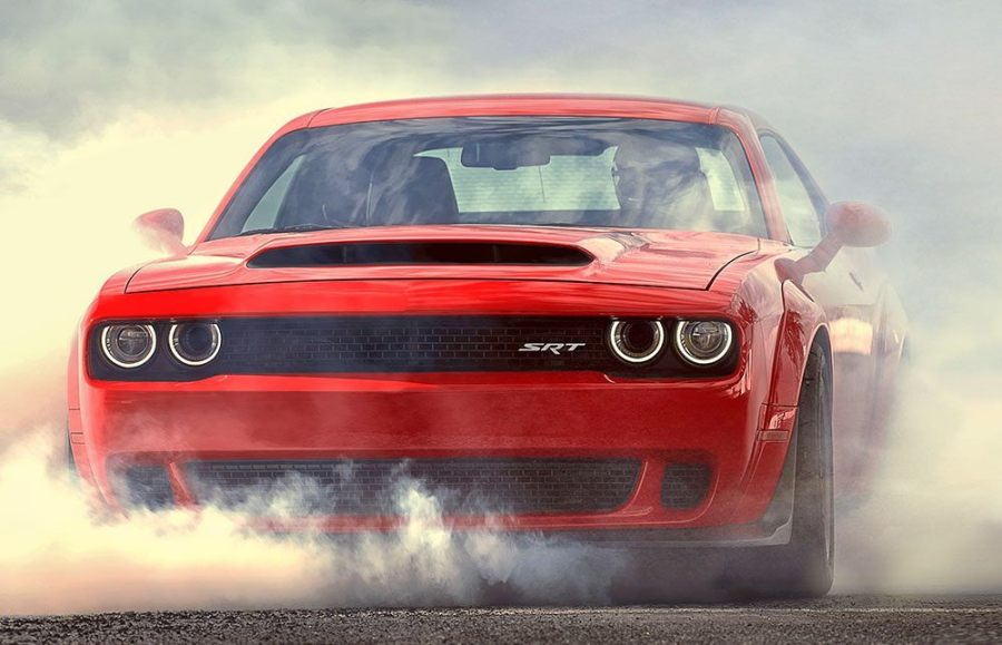 2018 dodge demon road test drive pic
