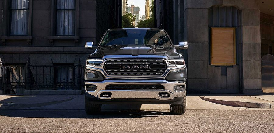 Improved Dodge RAM 1500 new stylish design image