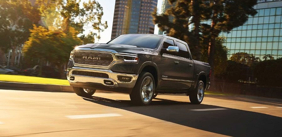 2019 Dodge RAM 1500 road test drive photo